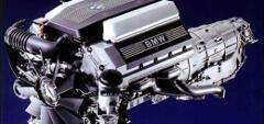 Двигатели БМВ Е34