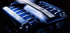 Двигатели БМВ E38