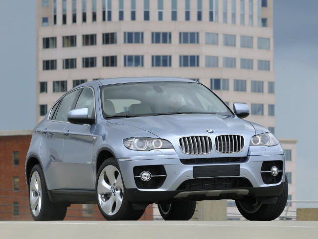 BMW ActiveHybrid X6 E72