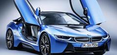 Фото BMW I Series