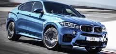Фото BMW X6M