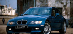 Фото BMW Z3 Coupe