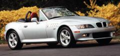 Фото BMW Z3 Roadster