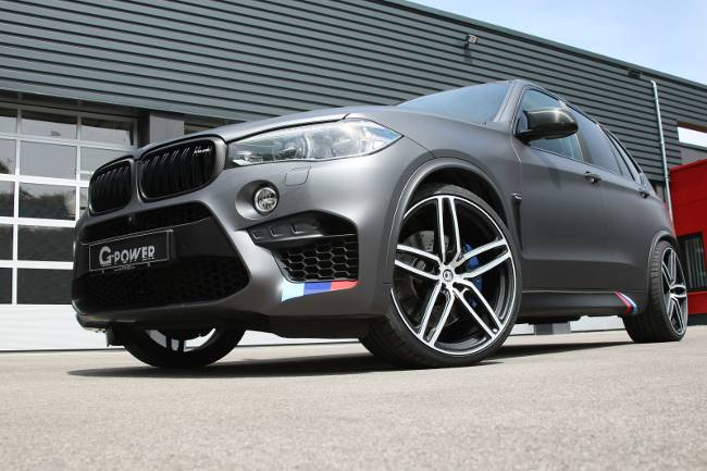 Фото BMW X5 M G-POWER F85 Hurricane RR