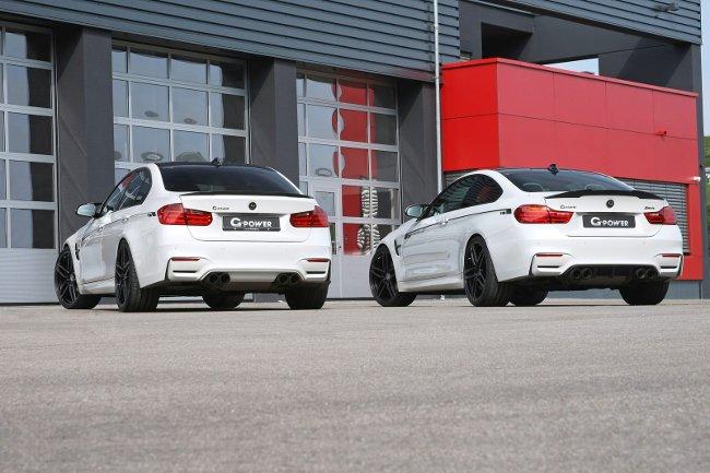 Photo BMW M3 F80 и M4 F82 G-Power - 1200