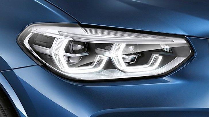 Адаптивная LED оптика BMW X3 G01