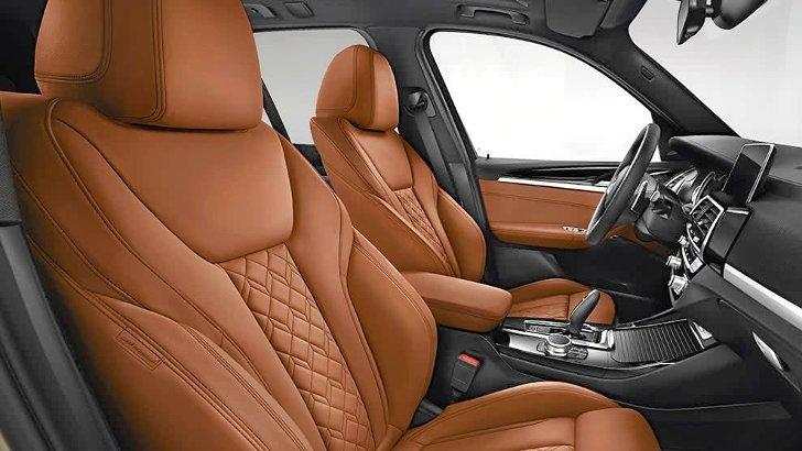 BMW X3 G01 Individual - Tartufo