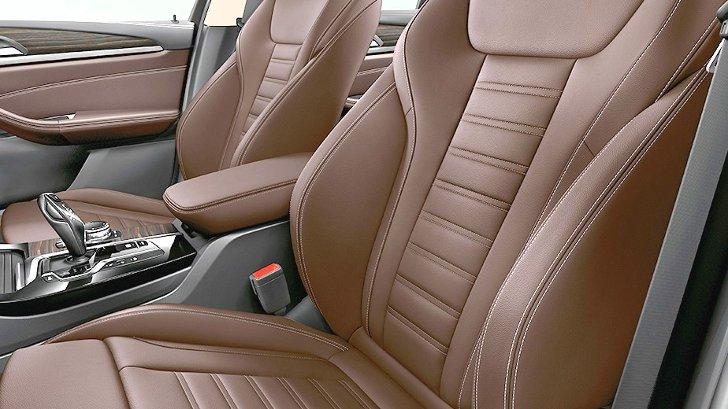 BMW X3 G01 xLine - салон