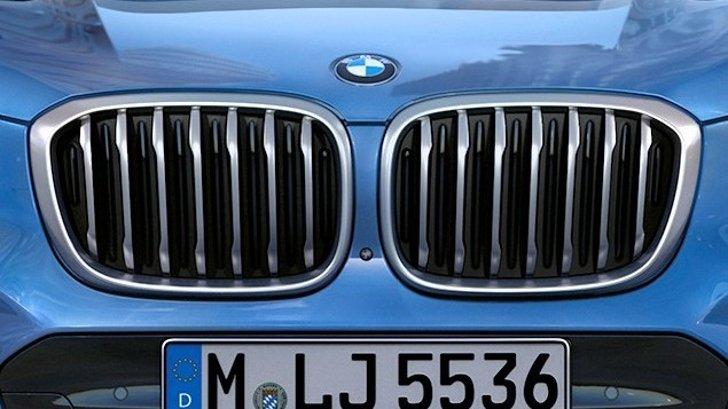 Решетка радиатора BMW X3 G01