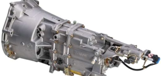 Коробка передач S6S420G
