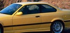 Модельный ряд БМВ М3 E36