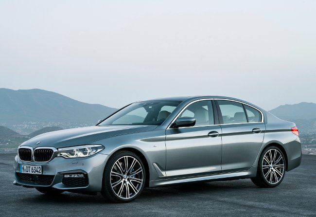 BMW-540i-G30-M-Sport-Package-фото