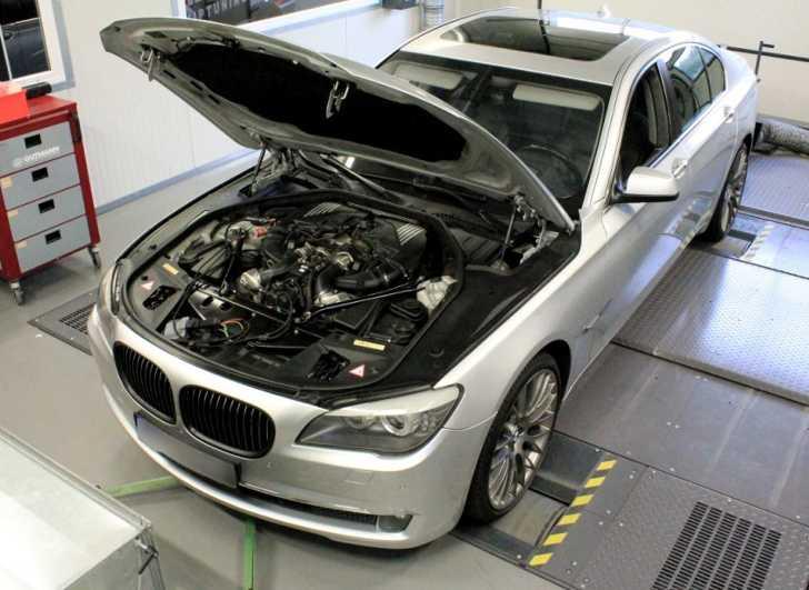 Чип тюнинг BMW - какой мотор лучше - виды прошивок - отзывы