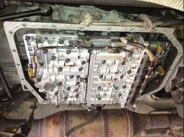 Автоматическая коробка БМВ Х5 Е53 без фильтра