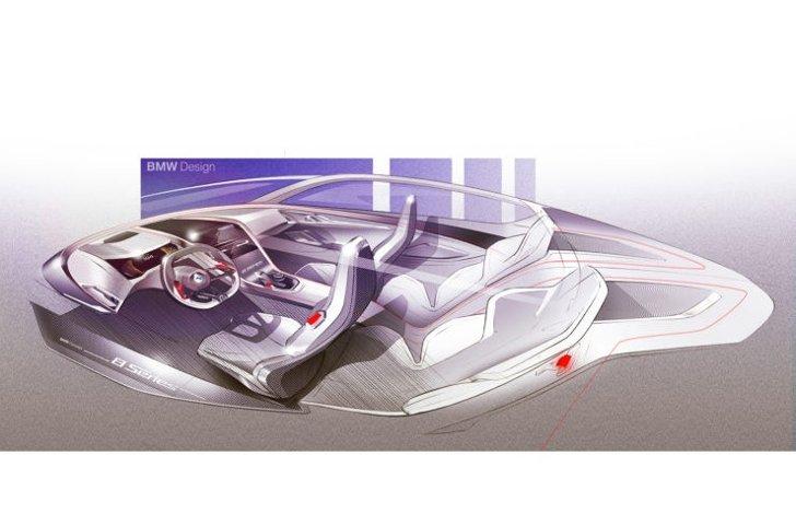 BMW 8 Series Concept - фото 10