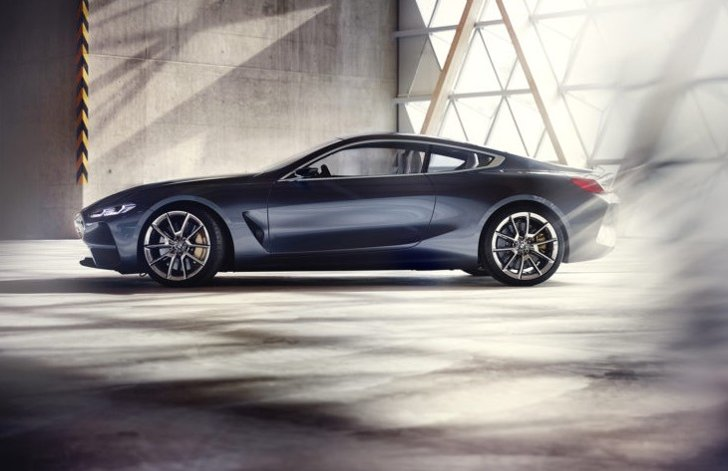 BMW 8 Series Concept - фото 2