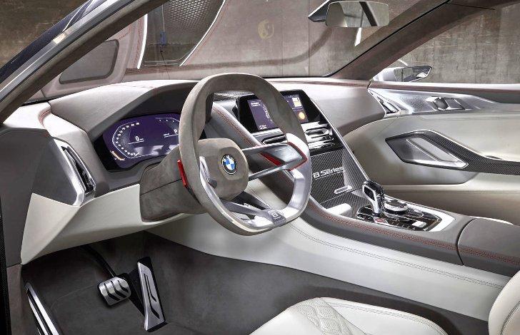 BMW 8 Series Concept - фото 5