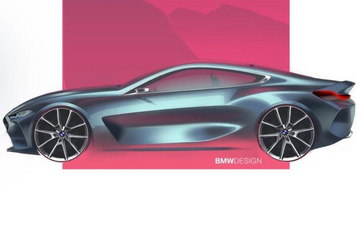 BMW 8 Series Concept - фото 9