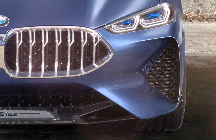 BMW 8 Series Concept - Front