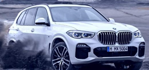 BMW X5 G05 - 2018 - 2019