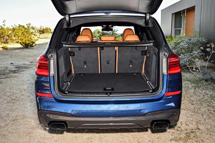 Багажник BMW X3 M40i G01
