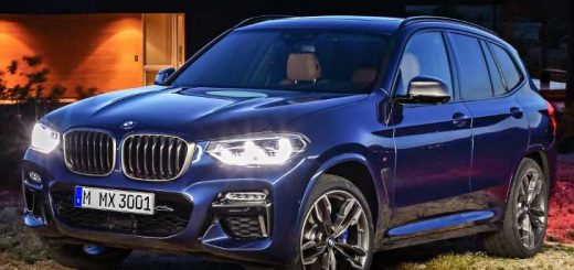 Технические характеристики BMW X3 xDrive30d G01