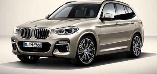 Технические параметры BMW X3 xDrive20d G01