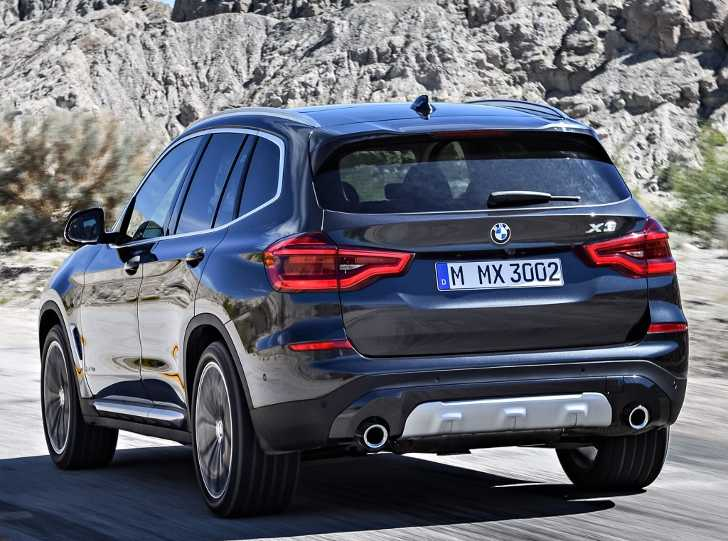Фото BMW X3 xDrive30d G01 с пакетом xLine - 3