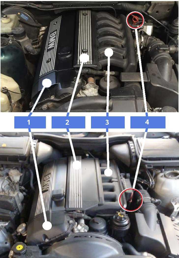 Отличие моторов BMW M52 от M52TU