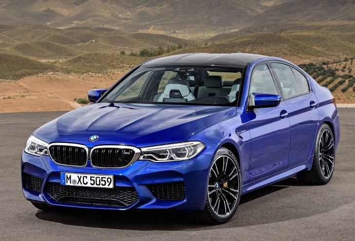 BMW M5 F90 - фото 1