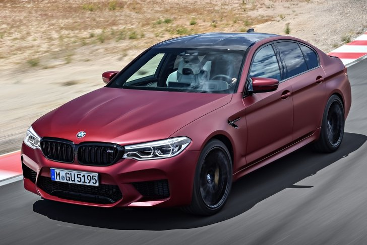 BMW M5 First Edition F90 - фото 1