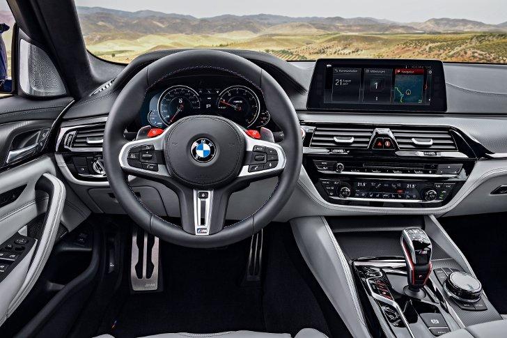 BMW M5 F90 - фото 12