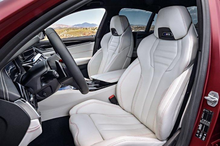 BMW M5 First Edition F90 - фото 11