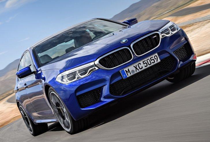 BMW M5 F90 - фото 6