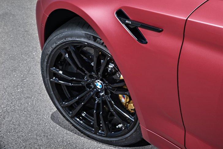 BMW M5 First Edition F90 - фото 8