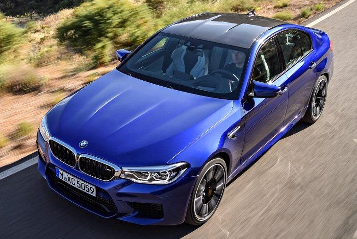 BMW M5 F90 - фото 3