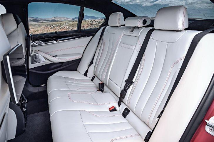 BMW M5 First Edition F90 - фото 12