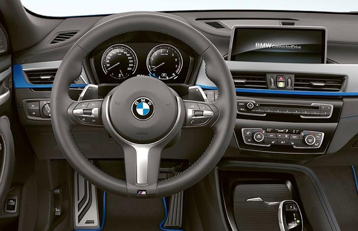 Торпедо BMW X2 F39 - M Sport Package