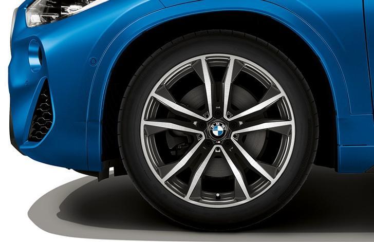 BMW X2 F39 - M Sport Package - вид сбоку