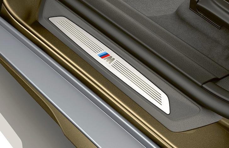 Порог BMW X2 F39 - M Sport X package