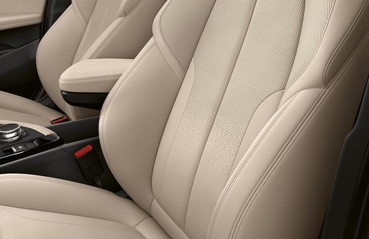 Салон BMW X2 F39 - M Sport X package