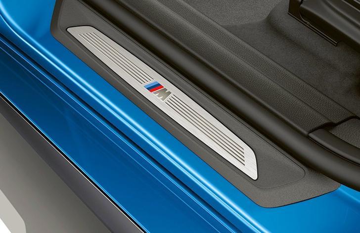 Порог BMW X2 F39 - M Sport
