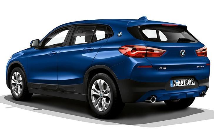 BMW X2 F39 - базовая версия