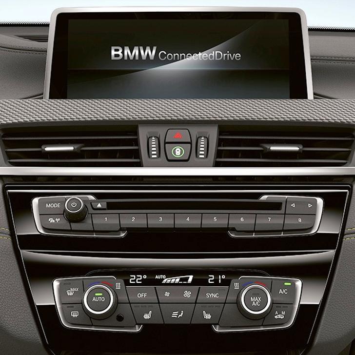 Центральная консоль BMW X2 F39