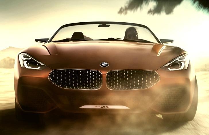BMW Z4 G29 Concept - foto