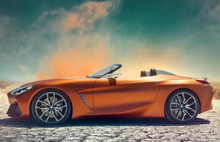 Photo BMW Z4 G29 Concept