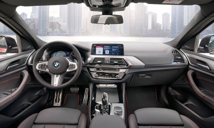 Салон BMW X4 G02