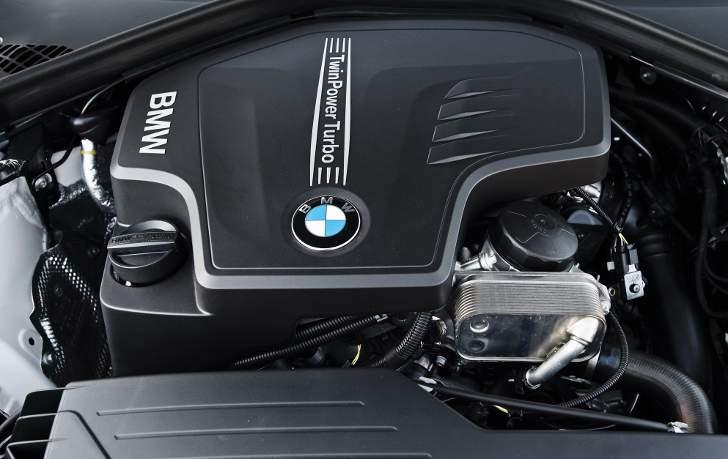 Engine N20 BMW 320i and 328i