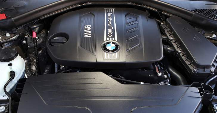 Engine N47 BMW 320d
