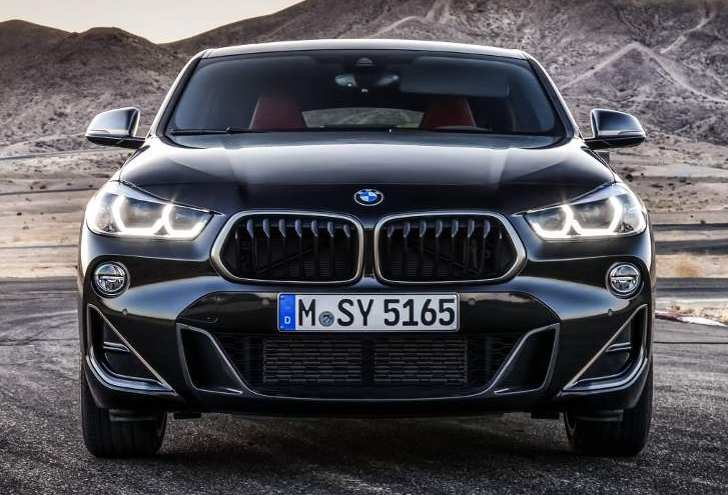 BMW X2 M35i Review - front